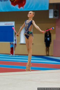 Alina Ermolova (Russia) junior, Russian -Chinese Games 2015