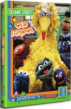 Sesame Street: Old School - Volume One