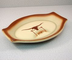 Vintage 1960s Western Jackson Restaurant China Paul McCobb by VintageCreekside $10.00 & Western Dishes on Pinterest | China Dinnerware and Restaurants ...