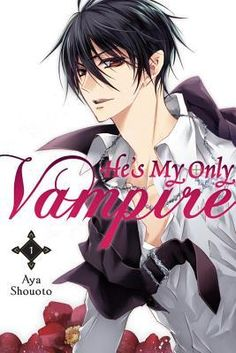 He's My Only Vampire 1-3 New Series Same author as Kiss from Rose Princess NYT bestseller multiple times
