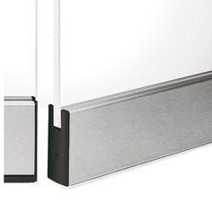 The Dorma Ts72 2 4 Silver Door Closer Square Cover
