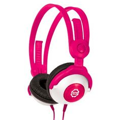 Kidz Gear Volume Limit Headphones in five different colors. Really nice product under $20.