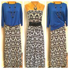 The LuLaRoe maxi is a wardrobe must have!   #lularoe #lularoemaxi #businessfashion