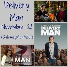 Why Delivery Man Made me Cry |  A review of #DeliveryManMovie