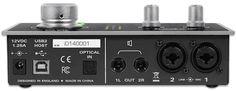 Audient iD14 – pikkupajan kompakti kontrolleri | Riffi