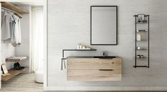 meuble-salle-bain-ferro-bois-metal-tiroirs