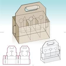 「包裝展開圖」的圖片搜尋結果