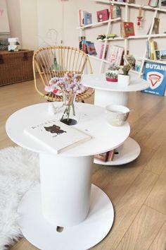 Tables basses fait maison