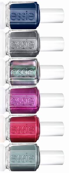 Essie Fall 2013 Collection -- For the Twill of It