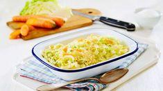 Coleslaw - Oppskrift fra TINE Kjøkken Frozen Desserts, Healthy Desserts, Cole Slaw, Pie Recipes, Pesto, Macaroni And Cheese, Frisk, Ethnic Recipes, Food