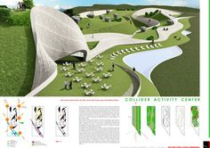 Arch2O Collider Activity Center Competition Entry Architectural Studio Keremidski -01