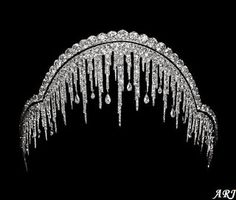 Artemisia's Royal Jewels: Nobility Jewels: The Chaumet Ice Frost (Stalactite...