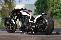 Franks 1st One | Dragster RSR | Thunderbike Harley-Davidson