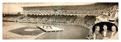 Gotch-Hackenschmidt World's Championship Wrestling Match Panoramic ~ Comiskey Park - Chicago, Illinois - Sept. 4, 1911