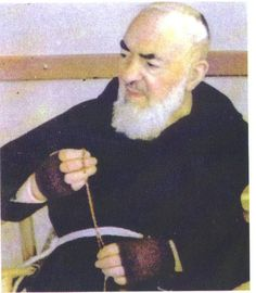 st padre pio and the rosary | Recent Photos The Commons Getty Collection Galleries World Map App ...
