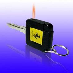 Car Key Lighter Auto Remote Key Lighter-Ferrari Key ...