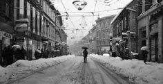 Malo zimskog zagrebačkog štiha nikad ne škodi, kaj ne? Pada snijeg Zagreb se bijeli. #ZagrebFacts #Zagreb #ZG #Agram #Ilica #snijeg #snow #winter #zima PHOTO © Ivan Domjanović