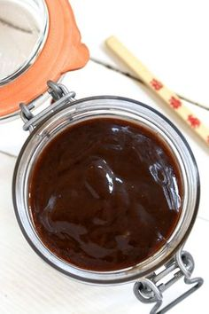 best homemade chinese hoisin sauce recipe authentic An incredible depth of flavor, this will work magic on the dishes you add it to. Simply the best, you'll never use store-bought again! Homemade Hoisin Sauce Recipe, Barbecue Sauce Recipes, Sauce Pesto, Pesto Dip, Soy Sauce, Salsa Hoisin, Asian Cooking, Food Pictures, Asian Recipes