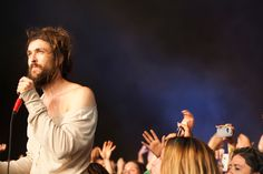 Alex Ebert of Edward Sharpe & the Magnetic Zeros. Photo from www.bigeasyexpress.com   Photo by Julie Ling