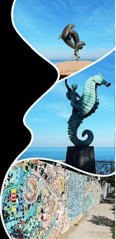3 must visit spots in Puerto Vallarta, Mexico.