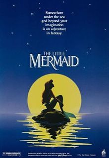 day 1: favourite movie - the little mermaid