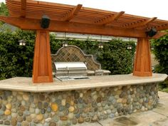 See what some professional designers have done to make the most of the outdoor spaces for their clients on HGTV.com.