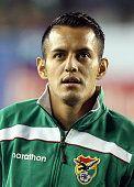 Conmebol_Concacaf Copa America Centenario 2016 Bolivia National Team Jhasmany Campos