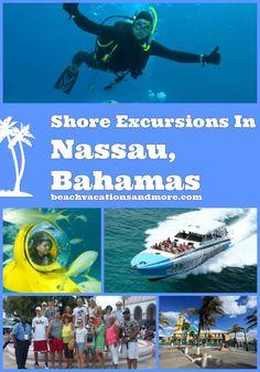 Nassau Shore Excursions From Cruise Port In 2020 Bahamas Resorts, Bahamas Honeymoon, Bahamas Vacation, Bahamas Cruise, Nassau Bahamas, Cruise Port, Cruise Vacation, Vacation Trips, Atlantis Bahamas