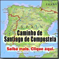 O Caminho de Santiago de Compostela
