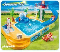 Playmobil 5433 - Parque Acu�tico - Comprar ahora || deMartina.com