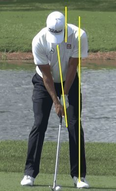 This is a simple yet very powerful drill that will help you to quickly identify problems with your golf swing.