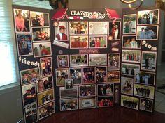 Graduation Photo Board