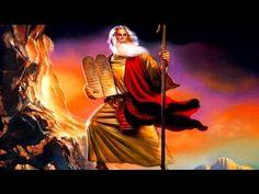 Moses by Boris Vallejo Wallpaper Boris Vallejo, Images Bible, Bible Pictures, Bible Art, Bible Scriptures, Image Jesus, Religion, Moise, Biblical Art