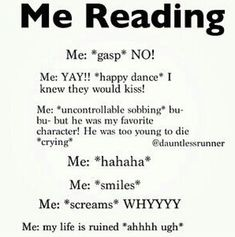 Literally every time you read a Cassandra Clare book