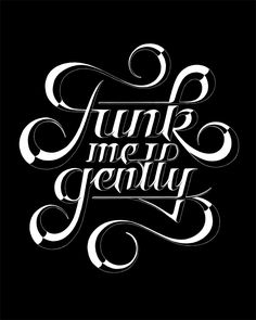 "Funk Battle #1 Winner, ""Funk Me Gently"" by Simon Alander, Sweden. Close up on the details!"