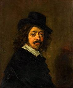 Frans Hals (the Elder) (c. 1580 – 26 August 1666) was a Dutch Golden Age painter. He is notable for his loose painterly brushwork, and helped introduce this lively style of painting into Dutch art. Hals was also instrumental in the evolution of 17th century group portraiture.