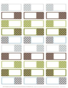 Happy Birthday Address Labels. Free Download. | Address Labels .  Free Address Label Templates