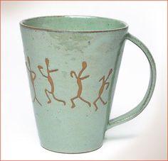 Iced Coffee and Tea Mug