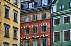 Colors of Stockholm - Photograph at BetterPhoto.com