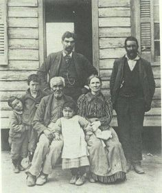 Members of the Nansemond tribe US [Source] The family portrait above depicts a family that is part Native American and part South Asian - i., they're both American Indian and Indian-American! Native American History, Native American Indians, Native Americans, American Life, African Americans, British History, Asian History, Art History, Family History
