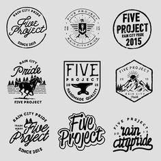 Commision work for brand called Five Project ________________________________________  #vsco #vscocam #vscogod #vscogood #typelttr #apparel #supplyco #GraphicDesign #designstudio  #brand #tshirtdesign #vintagestyle #clothing #typematters #goodtype  #letterer #actypist #adventuretypeco #typografi #vintage #thedailytype #slowroastedco #typographyinspired #goodtype #letteringco #DMtype #artoftype #logotype #ligaturecollective by handriaaan