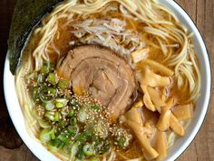 The 12 Essential Ramen Shops in Chicago, Mapped