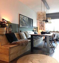 974 vind-ik-leuks, 7 reacties - HomeDeco (@homedeconl) op Instagram: 'Industriële keuken van @mijnhuis__enzo gespot via HomeDeco Binnenkijken #interieur #homedeco…'