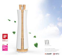 Vita on Behance
