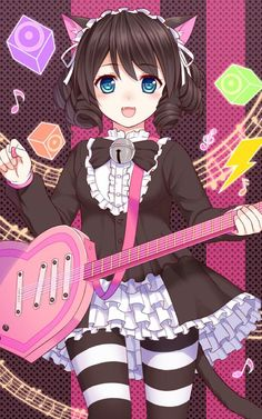 [Moe bot][#3663] ARE YOU READY ROCK!!! [Show By Rock!!]