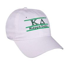 Kappa Delta Sorority Bar Hat