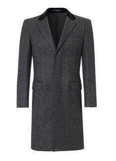 The Crombie Coat | Buy Famous Luxury Coats for Men Online | Crombie