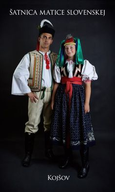 Kostýmy a kroje – Matica slovenská Folk Clothing, Heart Of Europe, European Countries, Traditional Dresses, Harajuku, Culture, Costumes, Country, Party