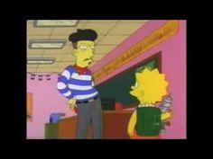 ... Les Simpsons - le rire français!