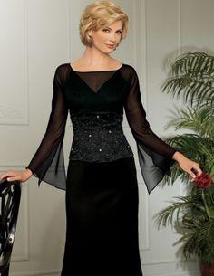 ... - bride/2224-chiffon-v-neck-a-line-long-
